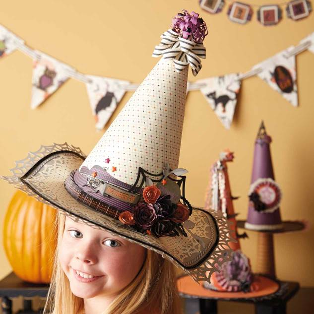 Paper Witches Hat