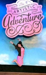 Monica Jumps