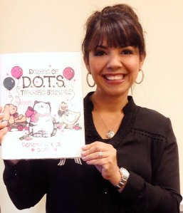 The first D.O.T.S. catalog Monica ever saw