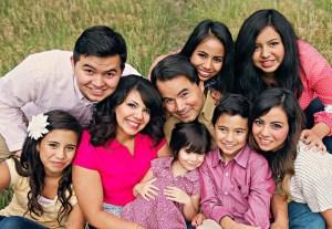Wihongi Family 2014