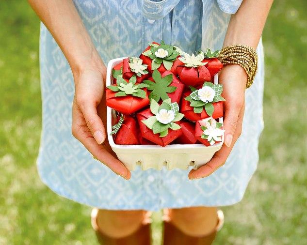 Seasonal Expressions 2 Strawberries