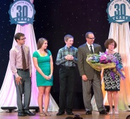 Dana's award
