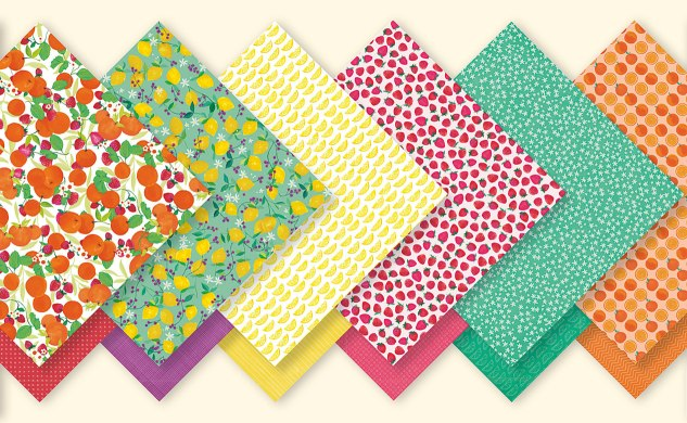 NSM Taste of Summer paper packet