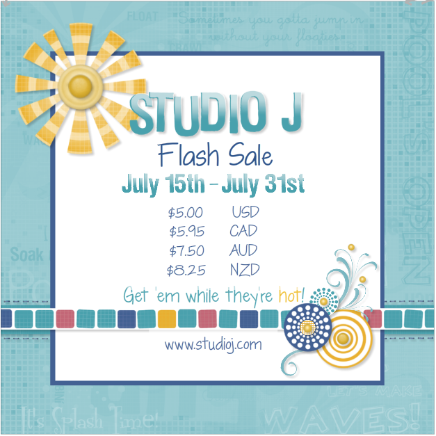 Studio J Flash Sale