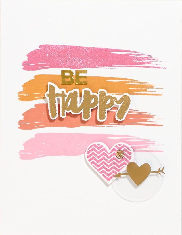 Hello, Life! Combo Happy Card
