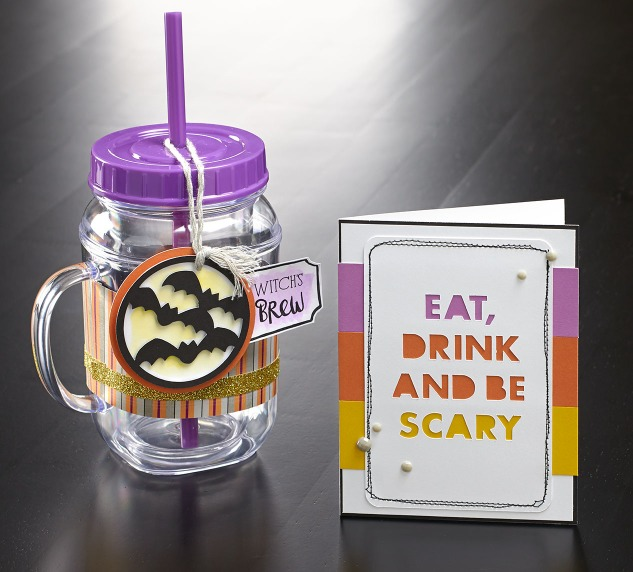 Make Your Halloween Party Spooktacular! #ctmh #closetomyheart #ctmhnevermore #halloween #halloweendecor #diypartydecor