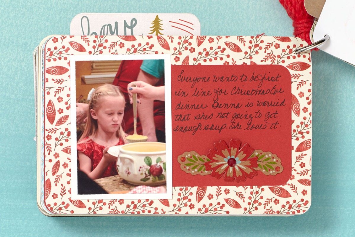 Three ways to use our White Pines Picture My Life™ cards this holiday season! #Christmas #PML #closetomyheart #ctmh