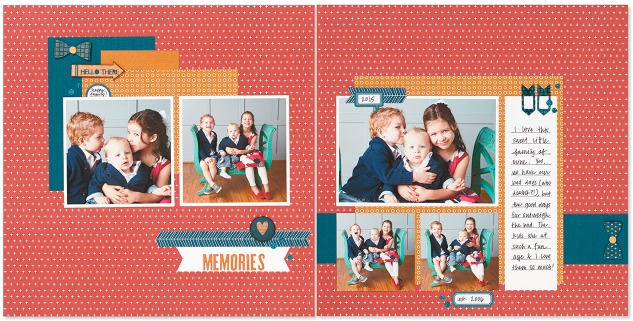 Simply Fundamental Scrapbooking