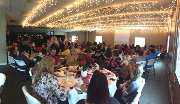 Check out our Close To My Heart Christmas Party! #CloseToMyHeart #ctmh #Christmas #party