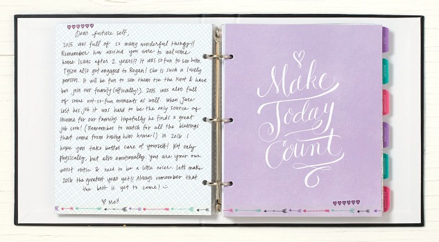 Get inspired to accomplish your goals by writing a letter to yourself! #closetomyheart #ctmh #everydaylife #mycrush