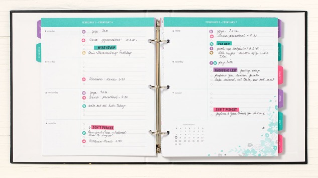 Get started using your Everyday Life™ Planner! #ctmh #closetomyheart #everydaylife #planner #2016