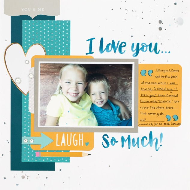 Use your planner to up your scrapbooking game--you won't want to miss this great idea! #ctmh #closetomyheart #scrapbooking #planner #journaling #memorykeepingmatters
