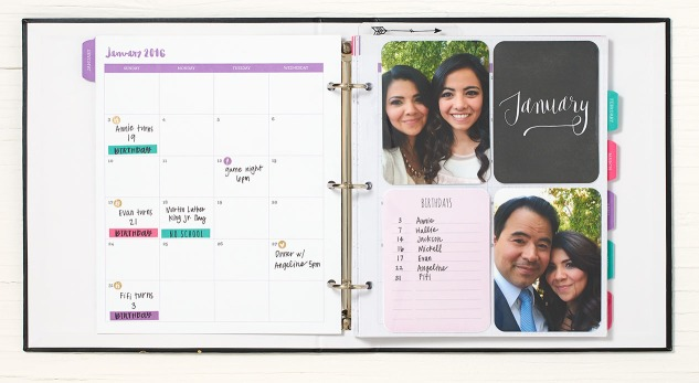 Enjoy using the Everyday Life™ Planner and Live Your Day PML Cards together! #CloseToMyHeart #ctmh #EverydayLife #planner #PML #liveyourday