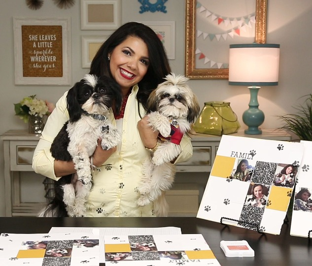 Have you always wanted to scrapbook with your fur babies? Well, now you can with our new stamp pads! #ctmh #closetomyheart #aprilfools