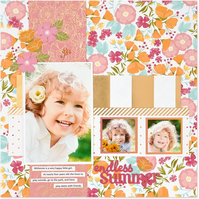 The 10/30/60 Rule is the key to balanced scrapbook pages. Learn more on the blog! #ctmh #closetomyheart #ctmhhappytimes #scrapbooking #scrapbookingtips