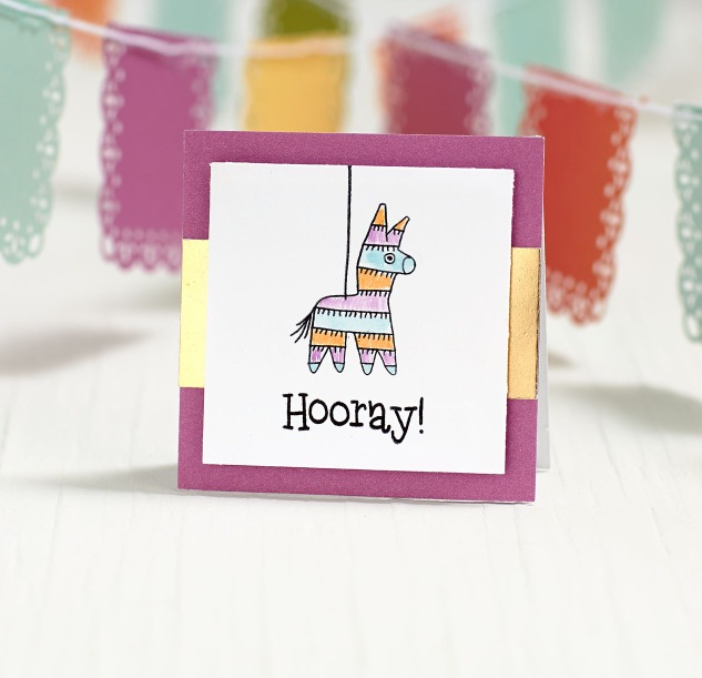 Let Cinco de Mayo inspire your cards! #ctmh #closetomyheart #fiesta #cincodemayo #partyinvitation