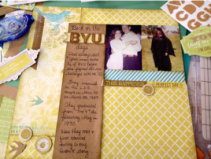 Consultant Sundi Hendrix recounts stories of her mom. #ctmh #closetomyheart #memorykeepingmatters #scrapbooking #mothersday