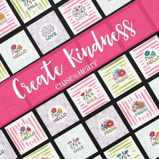 4 ways to color in stamps! #ctmh #closetomyheart #stamping #coloring #ctmhcreatekindness #createkindness