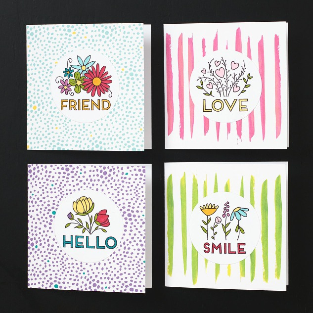Create a little more kindness in the world by giving someone a handmade card, created with our Create Kindness card kit. #ctmh #closetomyheart #createkindness #starterkit #cardmaking #stamping #nationalstampingmonth