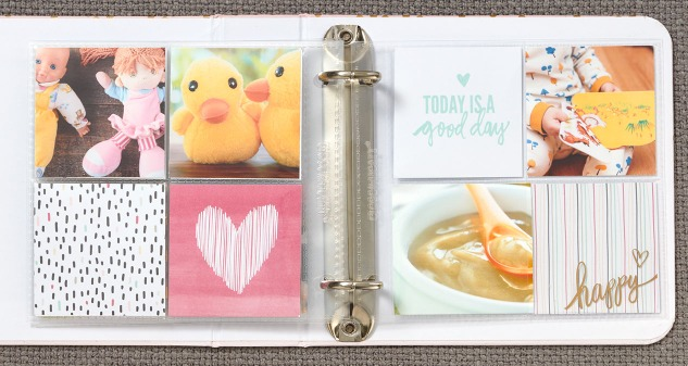 Easy, cute mini albums for preserving your memories! #closetomyheart #ctmh #instalife #minialbum #pocketscrapbooking #crafting