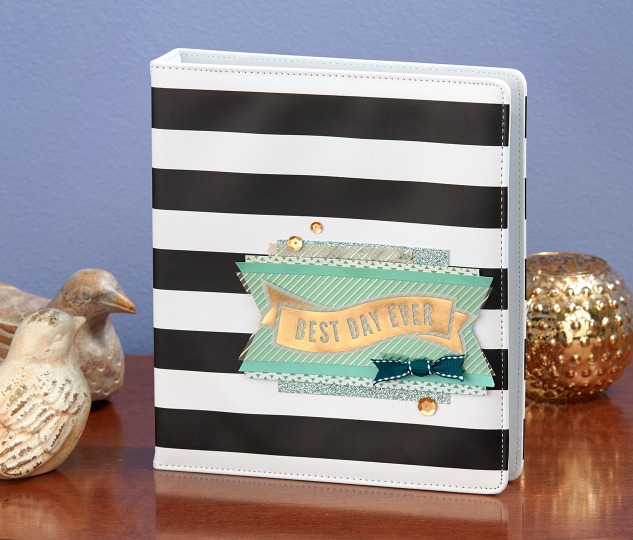Use your planner to write down things you want to remember for your scrapbook! #ctmh #closetomyheart #2017planner #scrapbooking #tips #crafting
