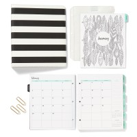 Coloring planner 2017 #ctmh #closetomyheart #2017planner #adultcoloringbook #coloringbook