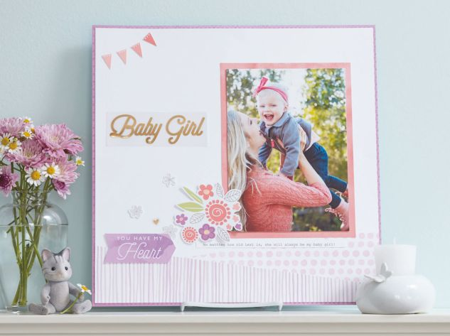 11 Reasons Your Children Will Want to Have Baby Books #babyscrapbook #babybook #baby #memories #crafting #scrapbooking #ctmh #closetomyheart