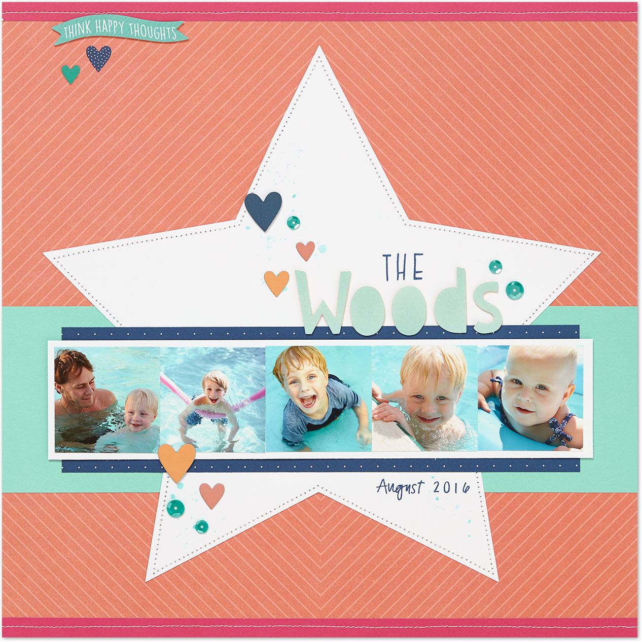 Book Cover Page Ideas ~ Ideas for scrapbook cover pages make it from your heart