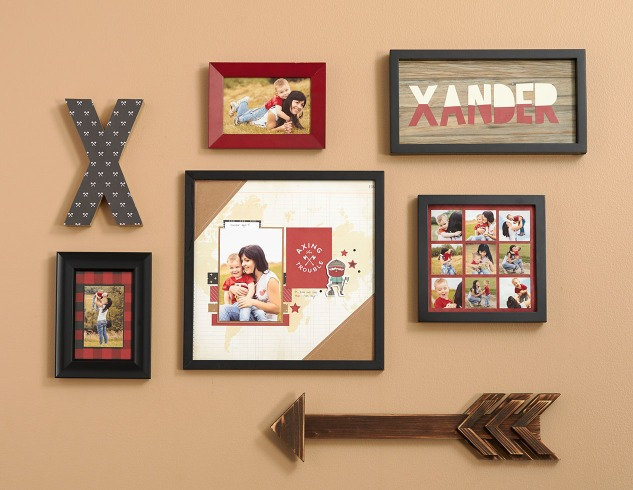 8 Tips for Creating a Gallery Wall #closetomyheart #ctmh #littleboy #boysroom #homedecor #tips #gallery #wall