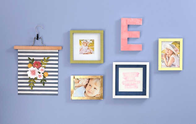 8 Tips for Creating a Gallery Wall #closetomyheart #ctmh #littlegirl #girlsroom #homedecor #tips #gallery #wall
