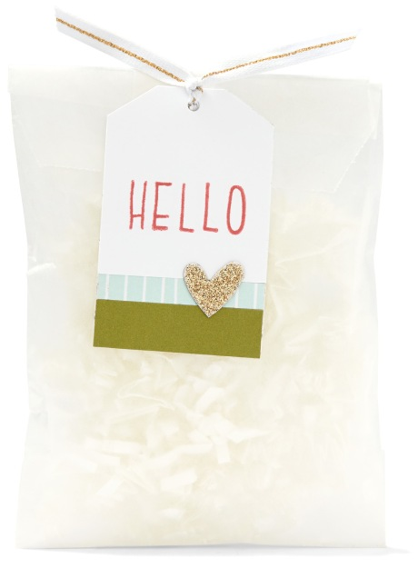 Gift Tag #closetomyheart #ctmh #tag #alphabet #alphabetstamp #stamping