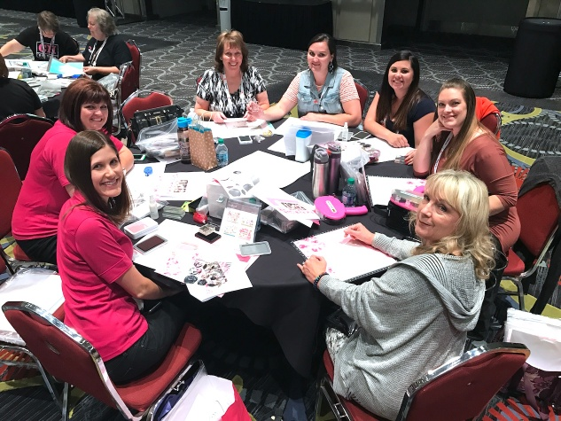 10 Reasons Why Having a Crafting Squad Is the BEST! #ctmh #closetomyheart #crafting #scrapbooking