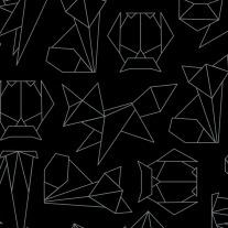 Origami crafting paper #cats&bats #catsandbats #ctmh #cats #bats #owls #origami #halloween