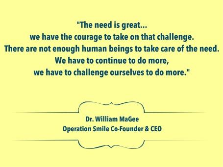 Share a Smile #ctmh #closetomyheart #operationsmile #smile #charity #nonprofit #shareasmile