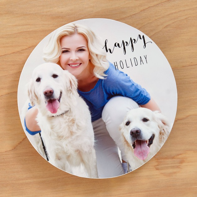 DIY Photo Cards #ctmh #closetomyheart #diy #holiday #Christmas #card #happy #furbabies #dogs