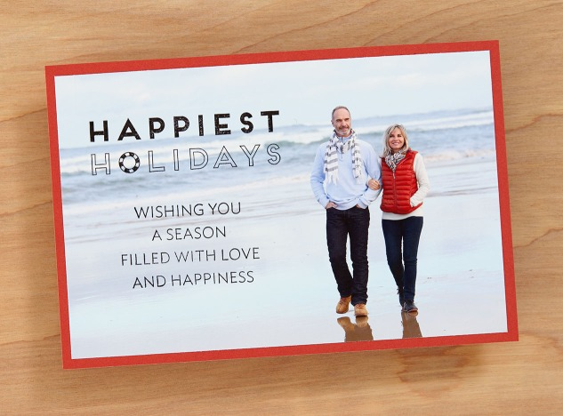 DIY Photo Cards #ctmh #closetomyheart #diy #photo #cards #holiday #Christmas #season #happiness #happiest