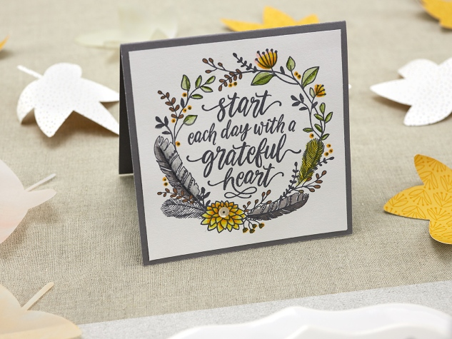 Dressing a Table #ctmh #closetomyheart #holiday #thanksgiving #dinner #diy #gratitude #card #grateful