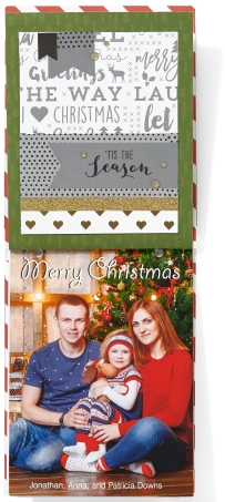 Christmas Cards #ctmh #closetomyheart #Christmas #cards #scrapbooking #memory #keeping #preserving #family #holiday #celebrate #merry #2017 #year #photos #mini #album