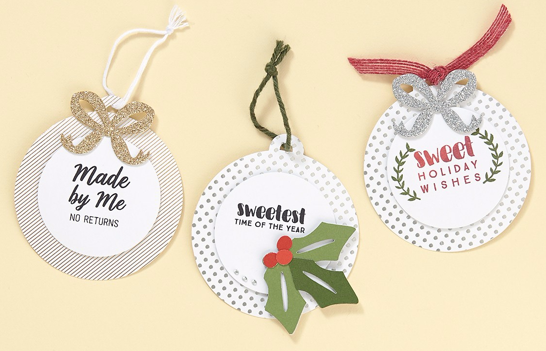 Christmas Gift Tags Diy.5 Diy Gift Tag Ideas Make It From Your Heart