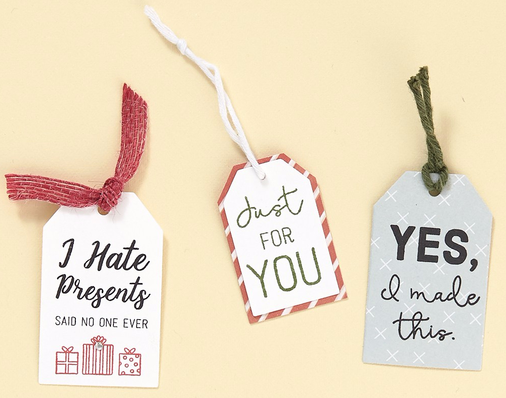 5 Diy Gift Tag Ideas Make It From Your Heart