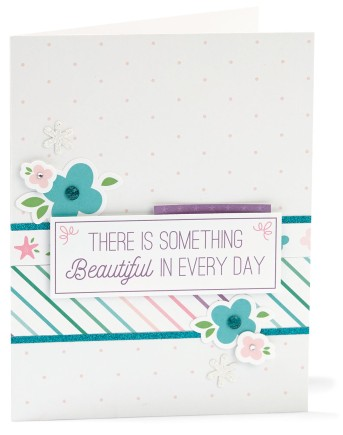 Complement Day #ctmh #closetomyheart #complement #compliment #sticker #embellish #embellishment #accessories #accessory #make #waves #floral #flowers #bashful #glacier #lagoon #pansy #something #beautiful #every #day #polkadots #dot #diy #card #cardmaking
