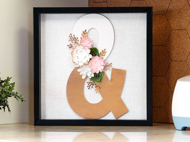 Love Letters #closetomyheart #ctmh #love #letters #monogram #chipboard #paper #crafting #national #month #January