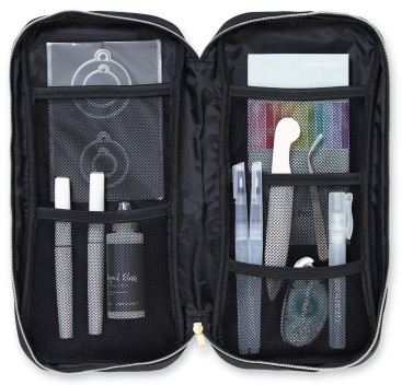 Desinger Travel #ctmh #closetomyheart #designer #travel #onthego #crafting #crafts #organization #organizational #stylish #storage #system #case #tote #tool #stamp #ink #carryall #carry #all #accessories #crop #workshop #paper #insert #trolley #block #marker