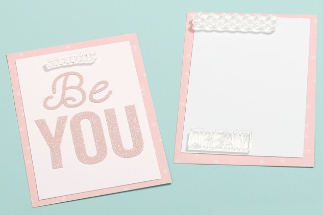 Elevate Your Artwork #ctmh #closetomyheart #elevate #art #artwork #make #waves #mermaid #little #girl #be #strong #you #brave #fearless #beach #clusters #stamping #lifted #edges #soft #hard #tips #diy #howto #doityourself #glitter #paper #pink #bashful #scrapbooking #scrapbook