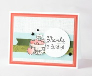 Fab Four Sign-up Special #ctmh #closetomyheart #diy #card #cardmaking #stamp #month #June #bushel #peck #apples #fabfour #free