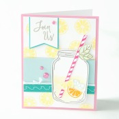 Fab Four Sign-up Special #ctmh #closetomyheart #diy #card #cardmaking #stamp #month #May #classic #summer #bash #lemon #lemonade #ade #juice #drink #barbecue #bbq #fabfour #free