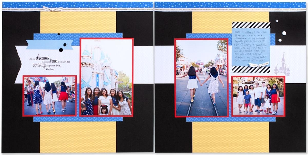 Bring Back My Pack #ctmh #CloseToMyHeart #ctmhmoremagical #moremagical #ctmhbringbackmypack #bringbackmypack #magical #scrapbooking #scrapbook #cardmaking #WaltDisney #disney #amusementpark #park #inspire #fairytale #enchant #enchantment #magical #scrapbookingkit #inspire #dream #create #lovethis #dreamscancometrue