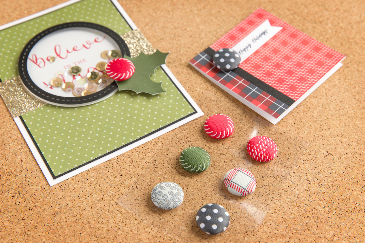 Last Call for Holiday Expressions #ctmh #closetomyheart #scrapbooking #cardmaking #papercrafting #diy #Christmas #holiday #ctmh'tistheseason #buttons