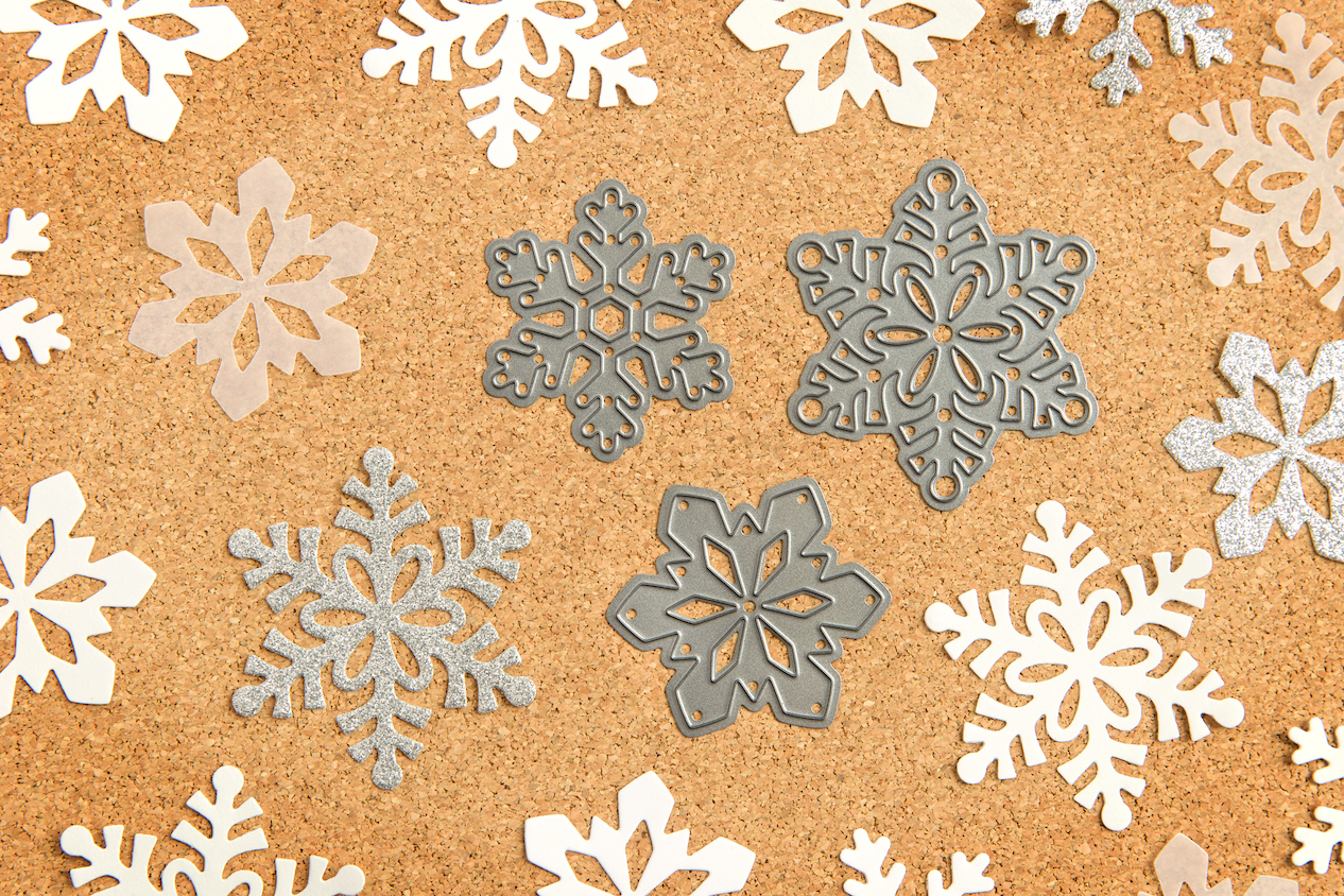Last Call for Holiday Expressions #ctmh #closetomyheart #scrapbooking #cardmaking #papercrafting #diy #Christmas #holiday #thincuts #diecutting #cuttlebug #winterflurries #snowflakes #snow