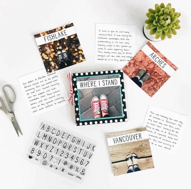 Getting Creative with Mini Albums #ctmh #closetomyheart #CTMHStorybyStacy #minialbum #scrapbooking #storyideas #memorykeeping #storytelling